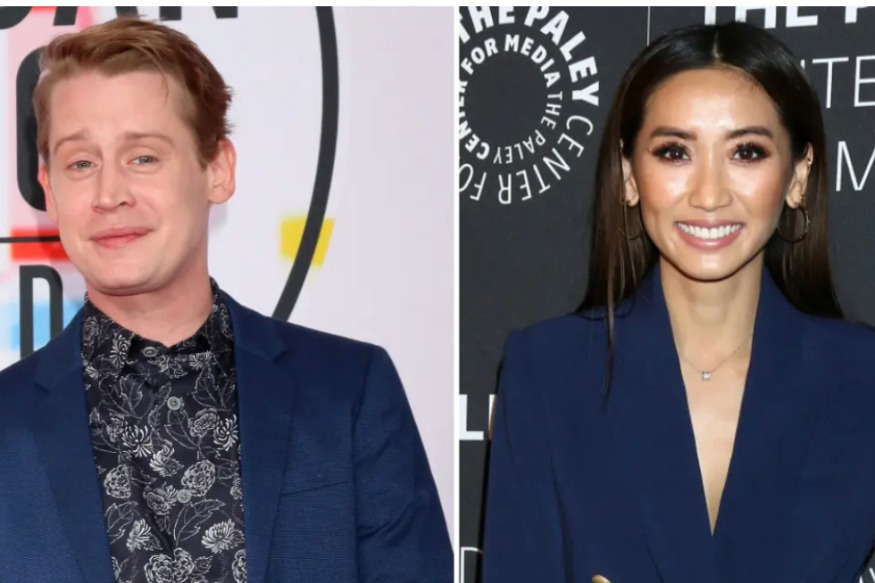 Macaulay Culkin & Brenda Song Welcome Their First Baby Together